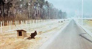 Wachhund an der Grenze (c) Stiftung Aufarbeitung SED