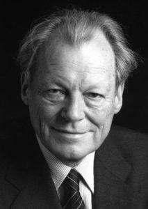 Willy Brandt, Bundeskanzler 1969 - 1974